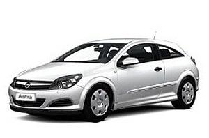 Opel Astra H GTC 2003