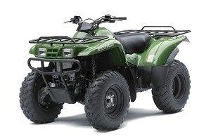 Kawasaki KVF360 4x4 (Prairie 360)