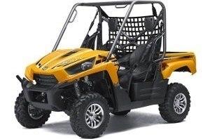 Kawasaki Teryx 750