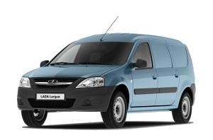 ВАЗ Lada Largus Van 2012