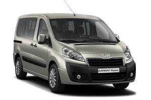 Peugeot Expert Tepee 2012