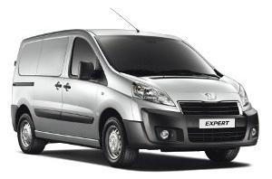 Peugeot Expert Fourgon 2012