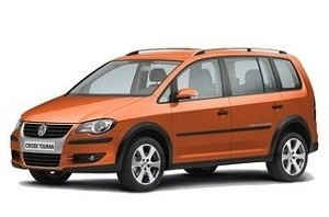 Volkswagen Cross Touran 2006