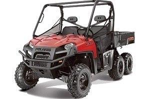 Polaris Ranger 6x6 800