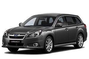 Subaru Legacy Wagon 2012