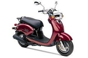 Yamaha Vino Classic 125