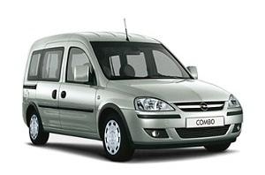 Opel Combo Tour 2005