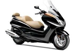 Yamaha Majesty (YP 400)