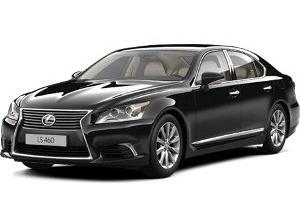Lexus LS 460 2012