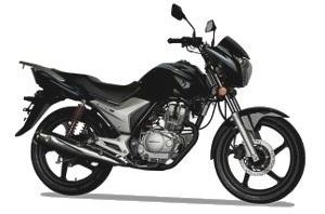 Honda CB125E (GLH125 SH)