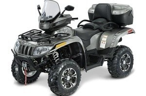 Arctic Cat TRV 550 Limited