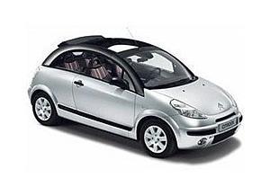 Citroen C3 Pluriel 2002
