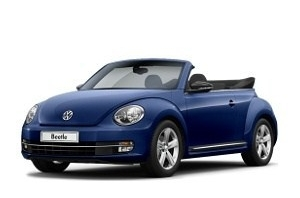Volkswagen Beetle Cabriolet 2012