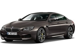 BMW M6 Gran Coupe (F06) 2013