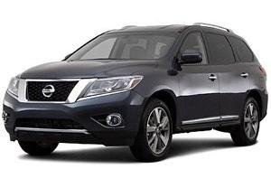 Nissan Pathfinder 2012