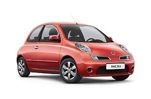 Nissan Micra 3-x дверный 2007