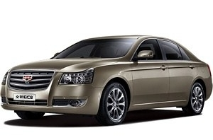 Geely Emgrand 8 (EC8) 2013