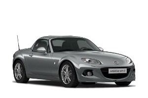 Mazda MX-5 Roadster Coupe 2012