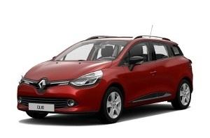 Renault Clio Estate 2012
