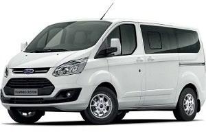 Ford Tourneo Custom 2012