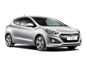 Hyundai i30 3-х дверный 2013