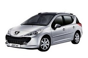 Peugeot 207 SW 2007