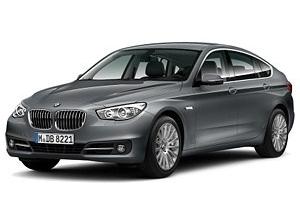BMW 5 Series Gran Turismo (F07) 2013