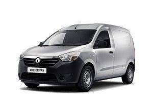 Renault Dokker Van 2012