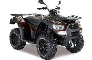 Kymco MXU 550i/700i