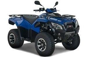 Kymco MXU 250R/300R