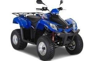 Kymco MXU 250/300