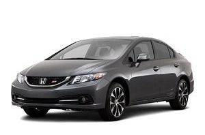 Honda Civic Si Sedan 2012