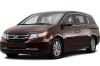 Тест-драйвы Honda Odyssey