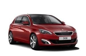 Peugeot 308 5-ти дверный 2013