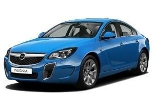 Opel Insignia OPC Notchback 2013