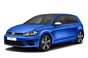 Volkswagen Golf R 5-ти дверный 2013