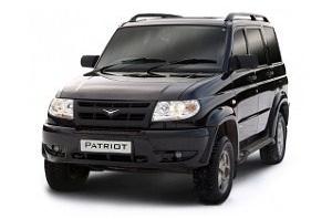 УАЗ Patriot 2005