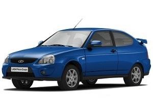 ВАЗ Lada Priora 2172 Coupe 2013