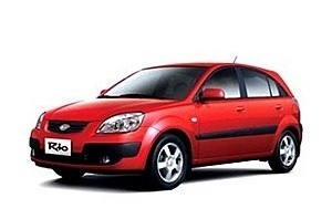 KIA Rio Hatchback 2005