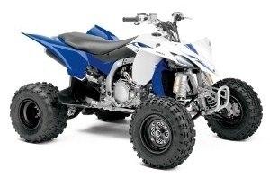 Yamaha YFZ450R/SE