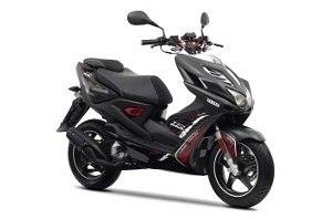 Yamaha Aerox R Naked