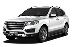 Great Wall Haval H8 2013