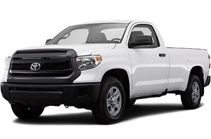 Toyota Tundra Regular Cab 2013