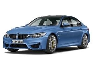 BMW M3 Sedan (F80) 2014