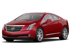 Cadillac ELR Coupe 2013
