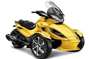 Can-Am Spyder ST-S