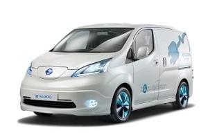 Nissan e-NV200 Cargo 2014