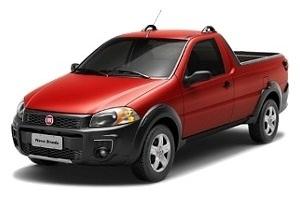 Fiat Strada Working 2013