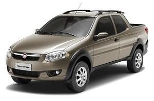 Fiat Strada Trekking CD 2013