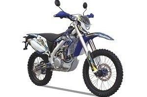 Geon Dakar 450E